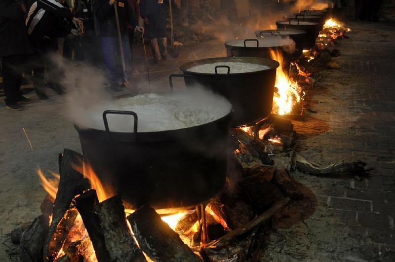 A Pollutri, alla festa di San Nicola da Bari