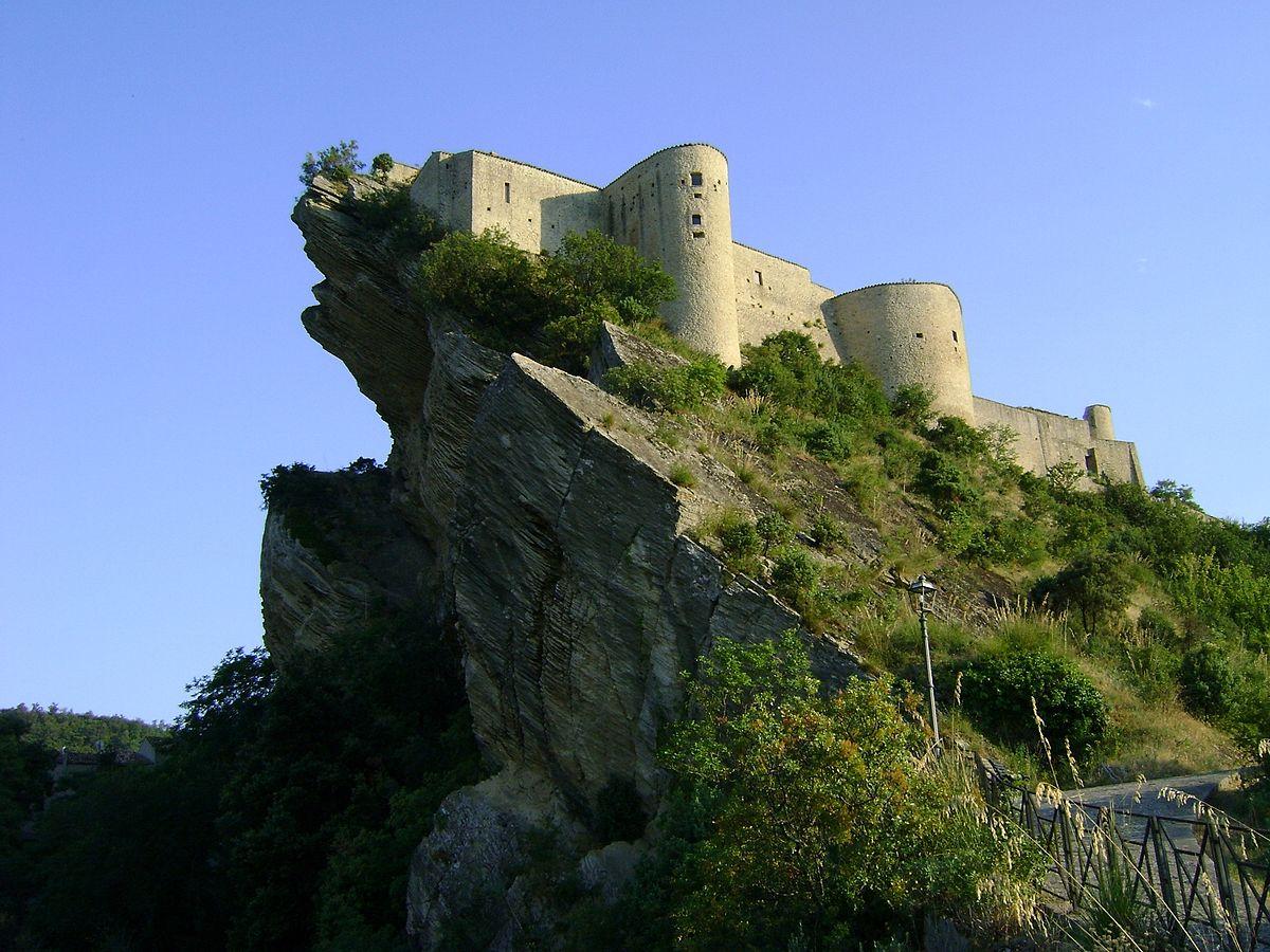 Gessopalena, Roccascalegna e l'antica città romana di Iuvanum