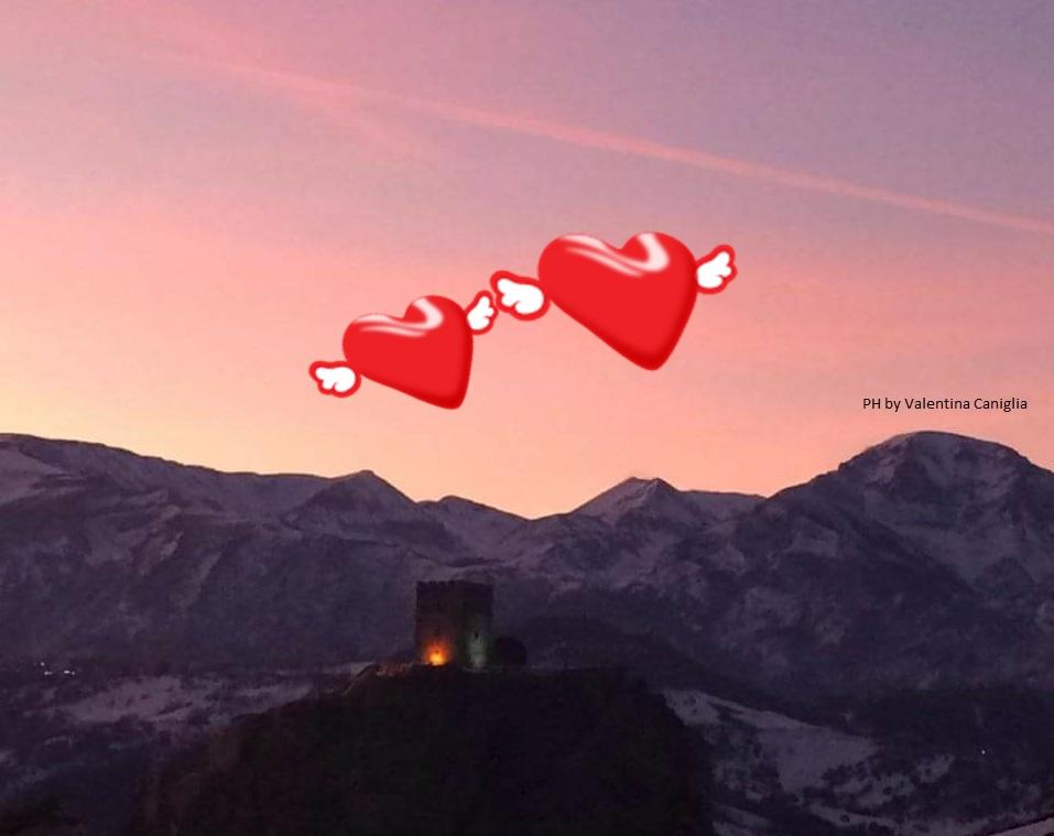 Fuga d'Amore a San Valentino