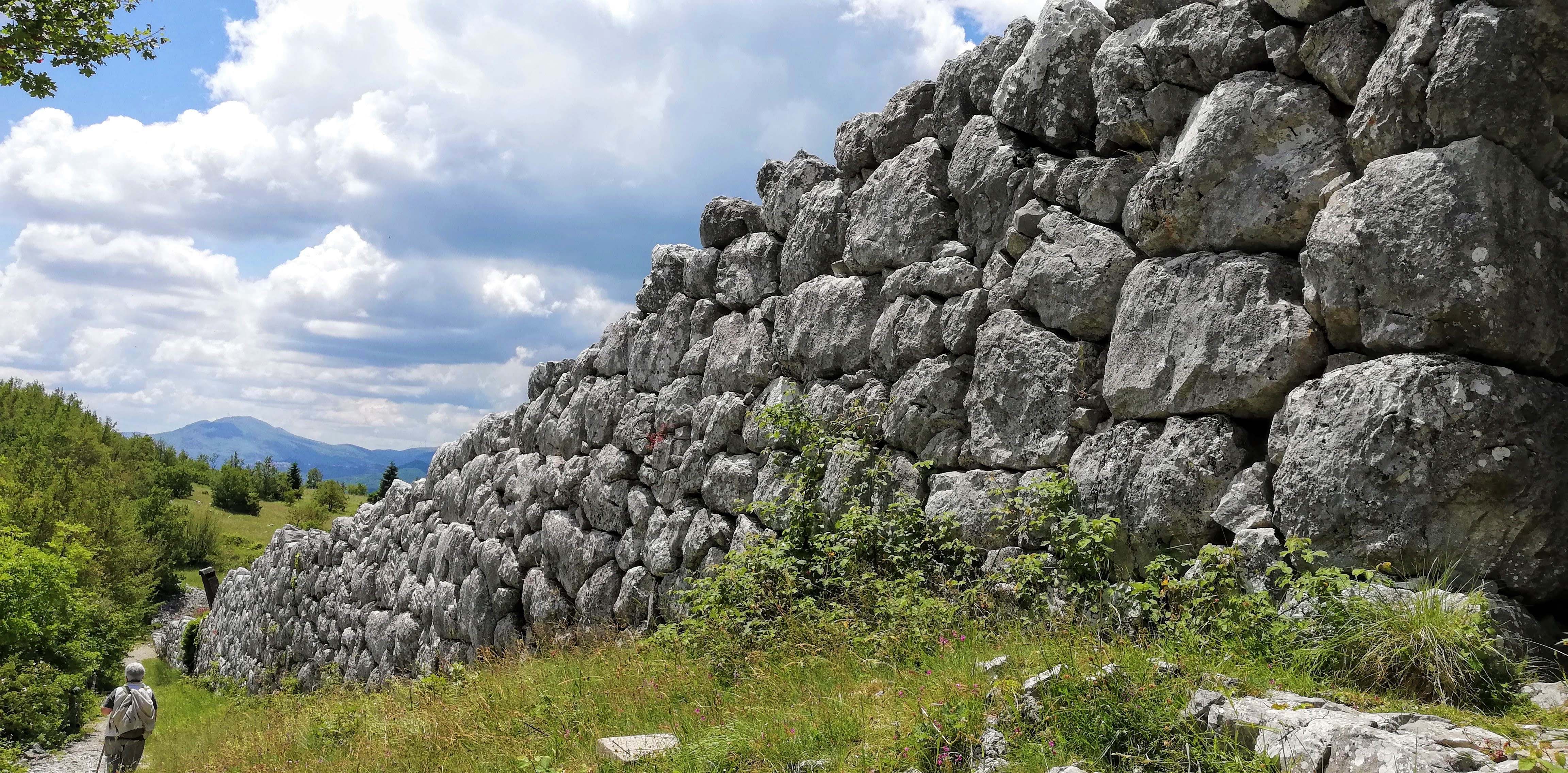 Le vie della transumanza nel Parco Archeologico Naturalistico di Monte Pallano